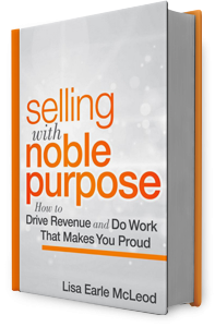 Selling with Noble Purpose