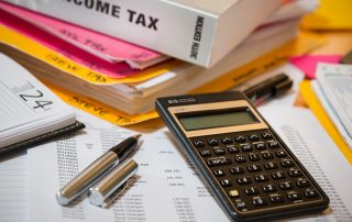 Income Tax Financial Planning